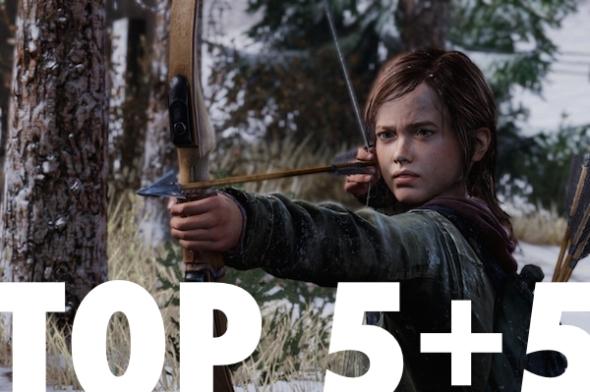 Top 5 + 5 2014 Charlotte