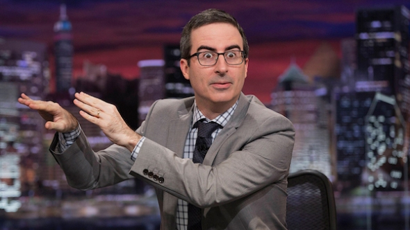 Last Show Tonight With John Oliver